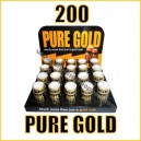 200 Bottles of Pure Gold Poppers Wholesale