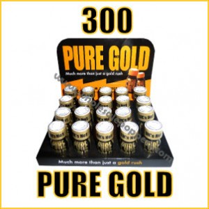 300 Bottles of Pure Gold Poppers Wholesale