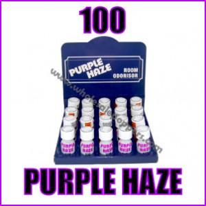 100 Bottles of Purple Haze Poppers Wholesale