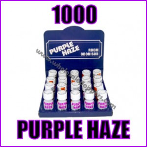 1000 Bottles of Purple Haze Poppers Wholesale