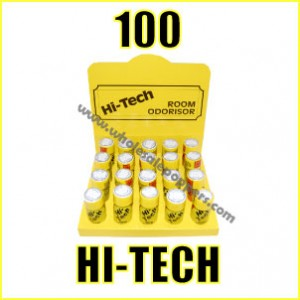 100 Bottles of HiTech Aroma Poppers Wholesale