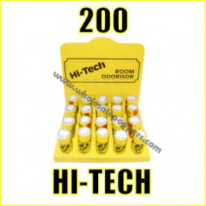 200 Bottles of HiTech Aroma Poppers Wholesale