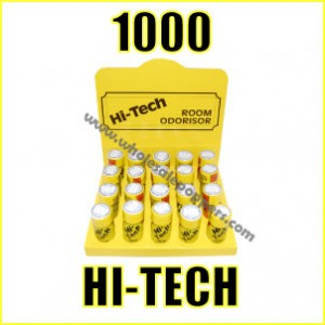 1000 Bottles of HiTech Aroma Poppers Wholesale