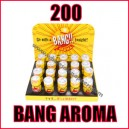 200 Bottles of Bang Aroma Poppers Wholesale