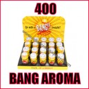 400 Bottles of Bang Aroma Poppers Wholesale