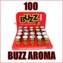 100 Bottles of Buzz Aroma Poppers Wholesale