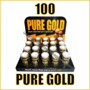 100 Bottles of Pure Gold Poppers Wholesale