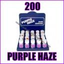 200 Bottles of Purple Haze Poppers Wholesale