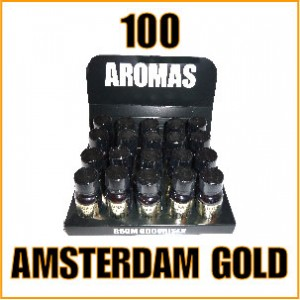 100 Bottles of Amsterdam Gold Poppers Wholesale