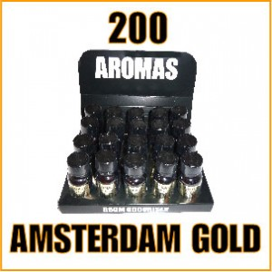 200 Bottles of Amsterdam Gold Poppers Wholesale